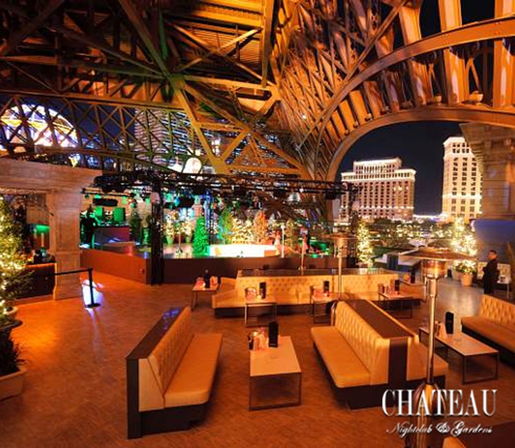 Chateau Nightclub Las Vegas