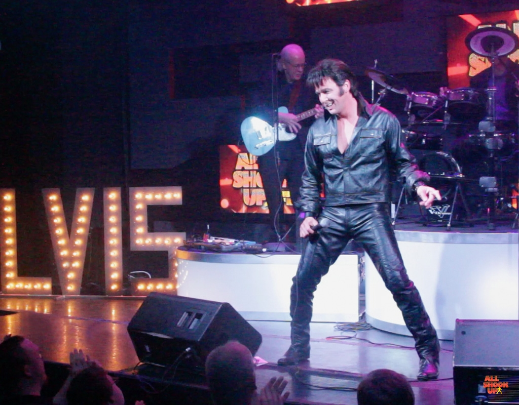 Elvis tribute photos