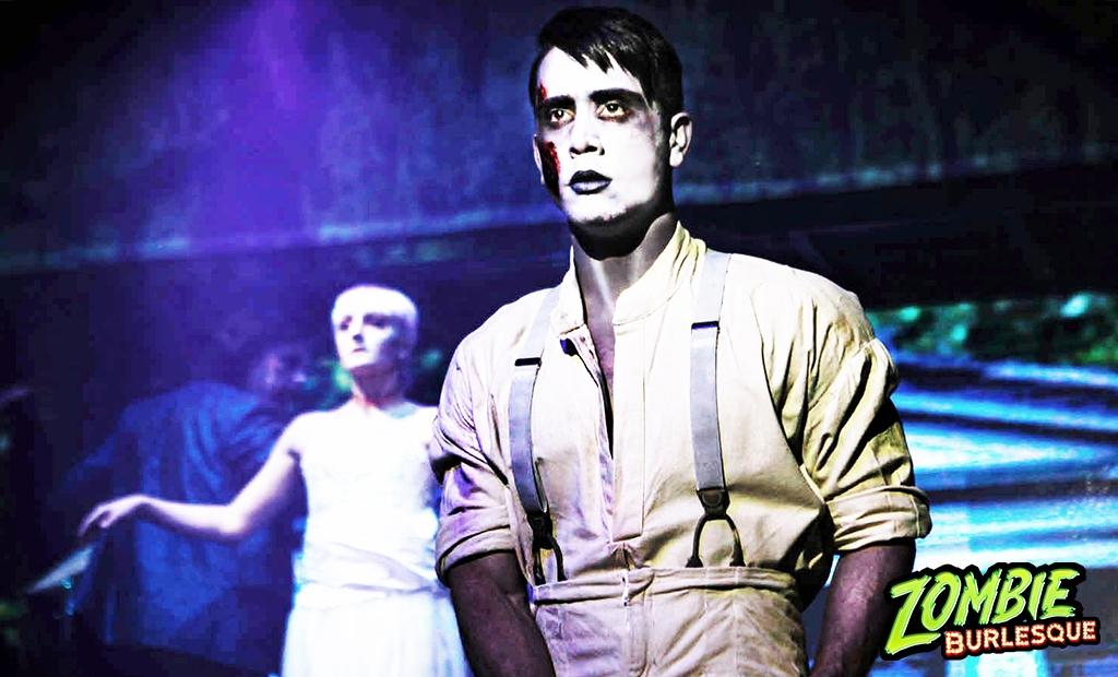 Ballot Act in Zombie Burlesque