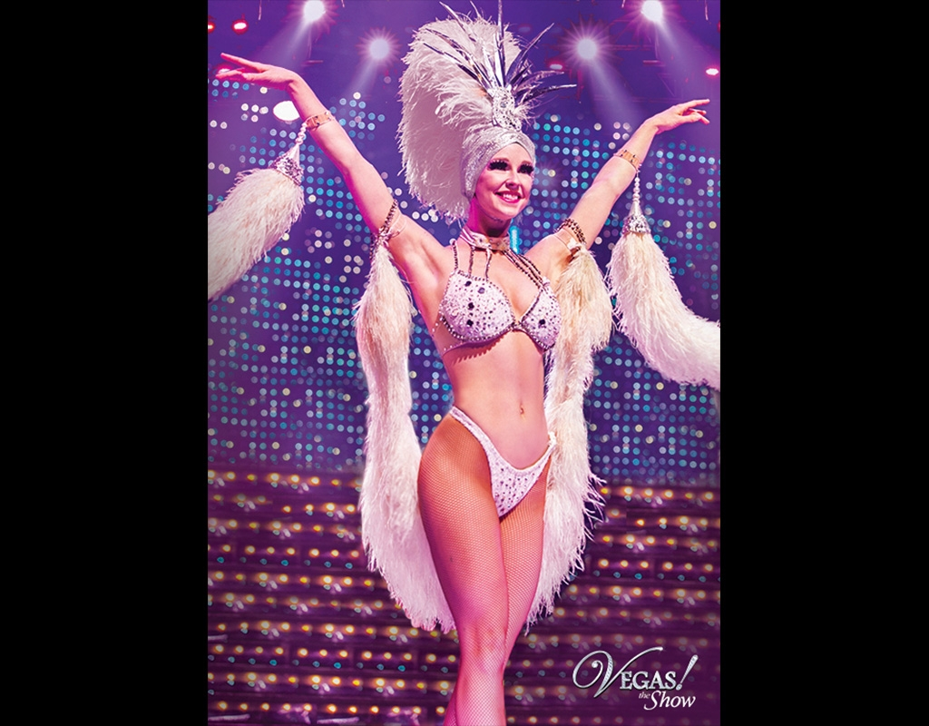 vegas! the show showgirl