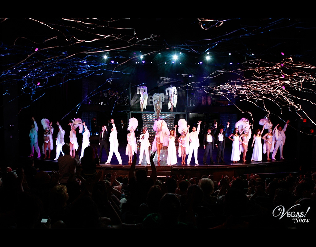 vegas! the show girls