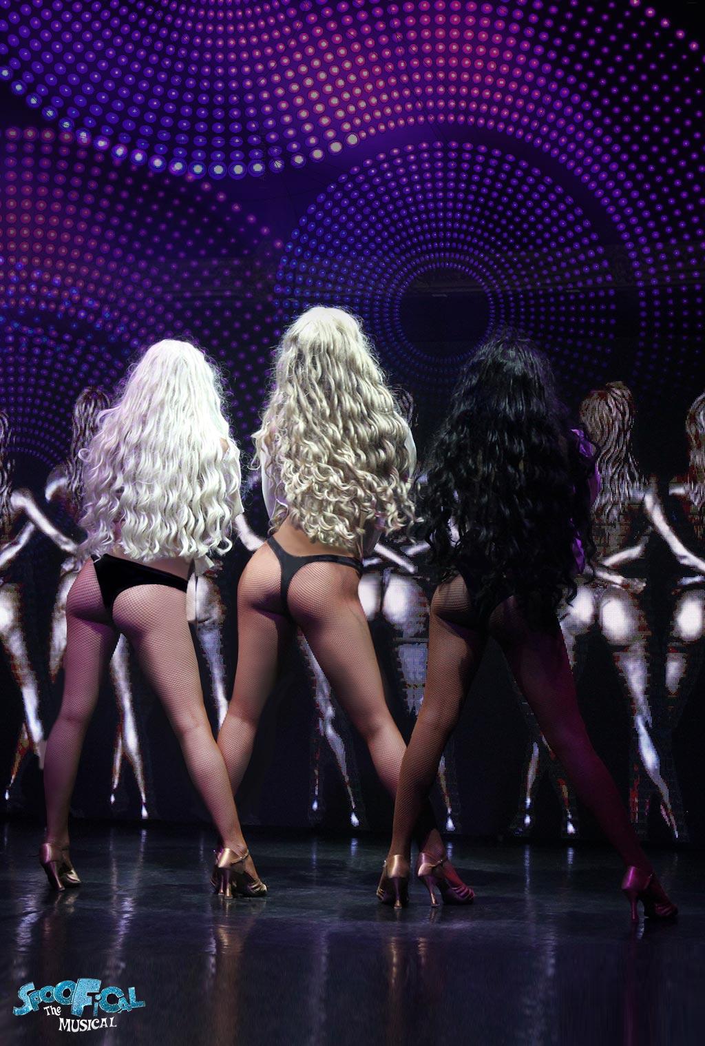 Spoofical Show Las Vegas 7