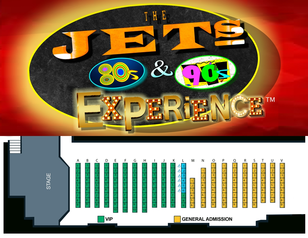 jets seating chart