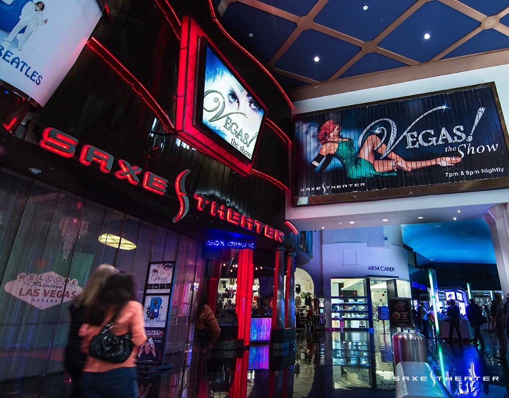 Las Vegas Production Photos