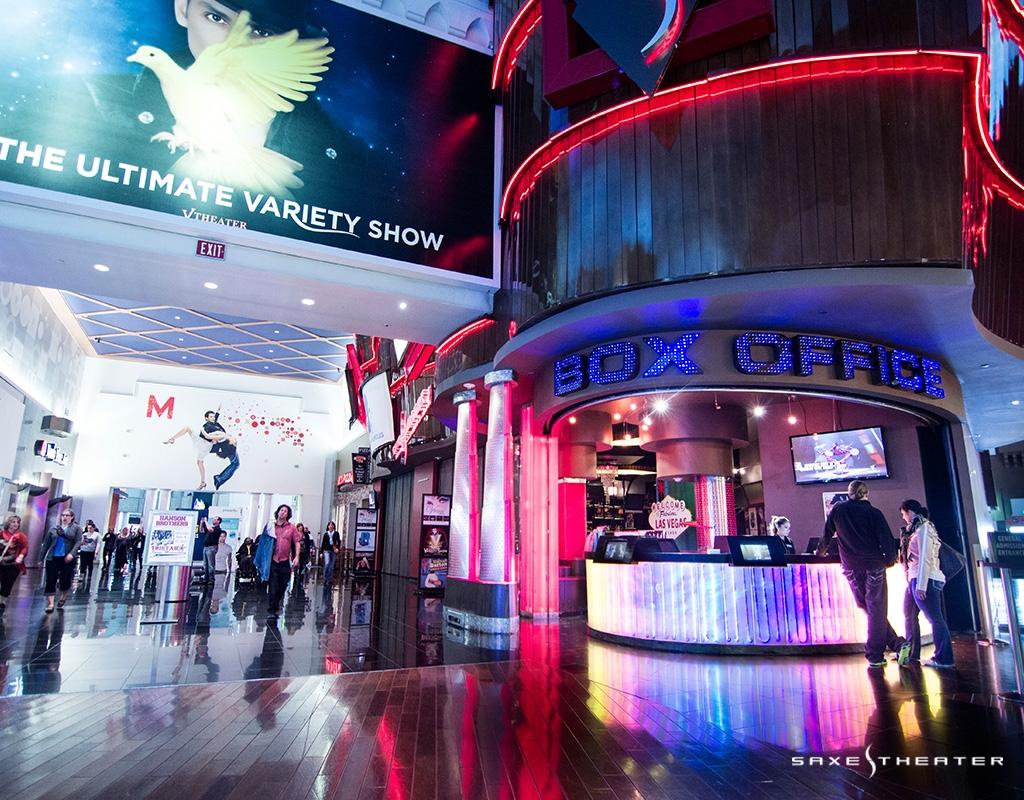 Vegas Entertainment