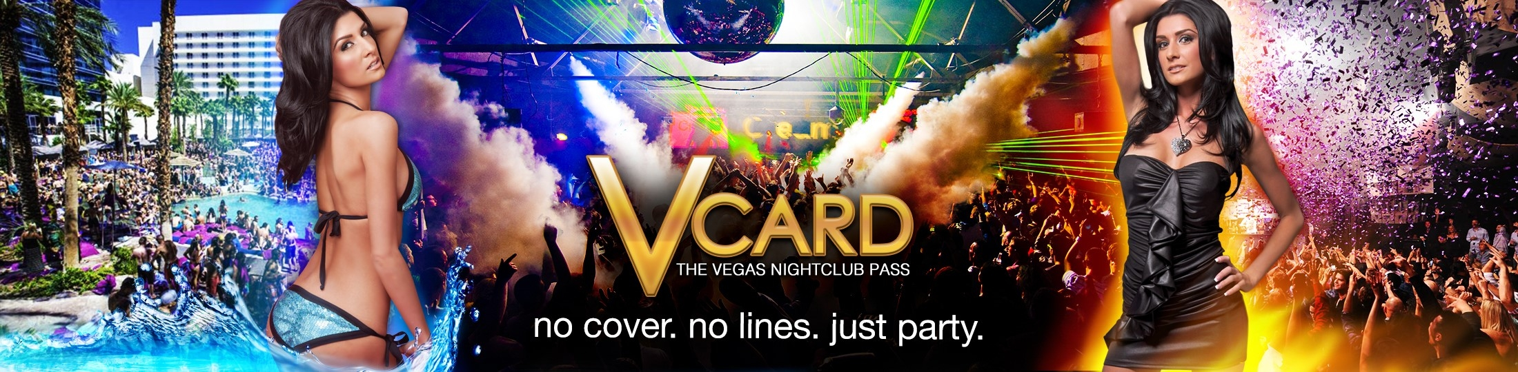 V Card: The Vegas Nightclub Pass
