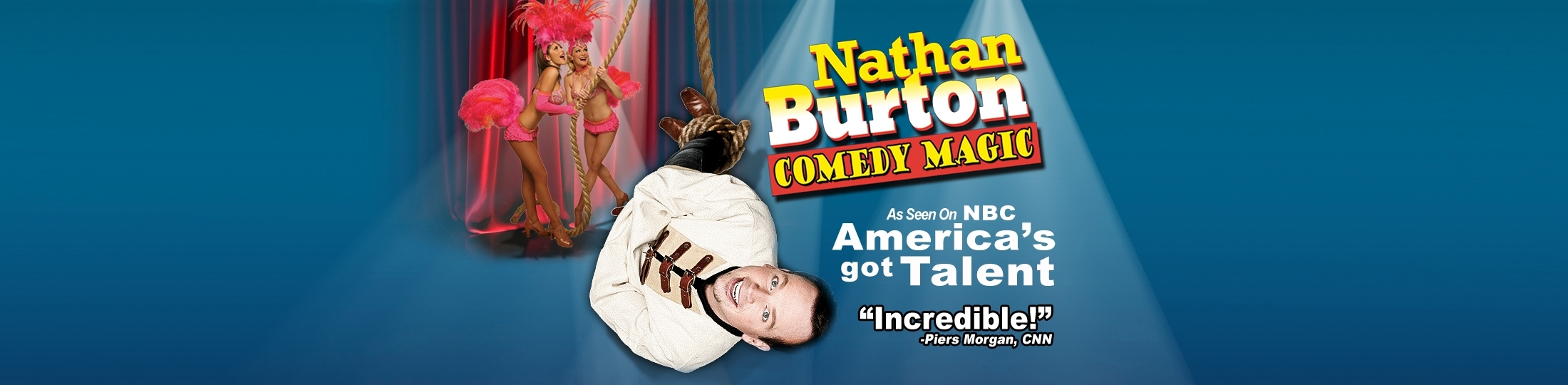 Nathan Burton Magic Show