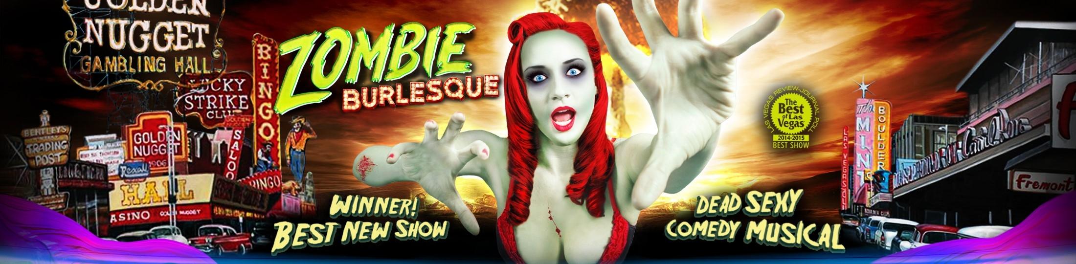 Zombie Show Las Vegas
