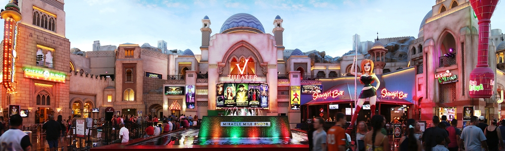 V Theater at Planet Hollywood Las Vegas